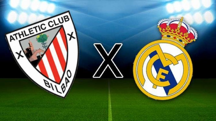 Athletic de Bilbao x Real Madrid: onde assistir ao vivo
