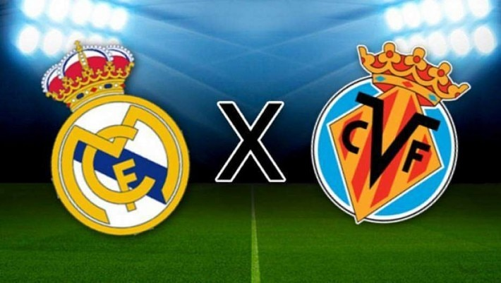 Real Madrid x Villarreal: onde assistir