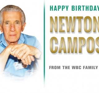 Os 94 anos de Newton Campos. Vamos colocá-lo no Hall da Fama do Boxe!!!