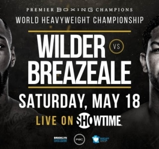 FOX Sports transmite Wilder x Breazeale, sábado, às 22 horas