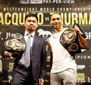 ESPN 'rouba' Manny Pacquiao x Keith Thurman do FOX e passa luta dia 20