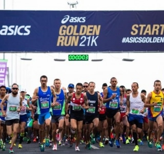 Asics confirma etapas da Golden Run para 2018