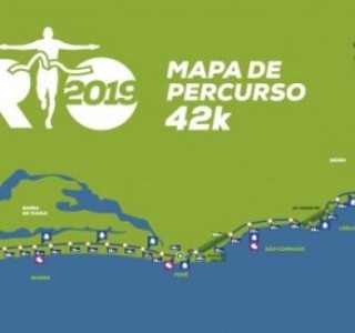 Percurso da Maratona do Rio é alterado