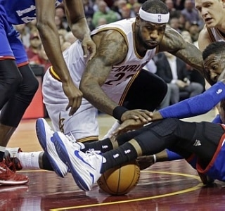 Cleveland Cavaliers, enfim, assume protagonismo na NBA