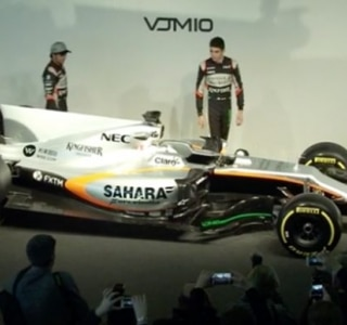 Force India provoca Renault